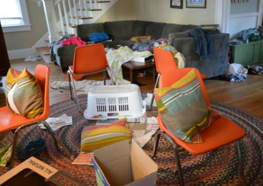 In Defense of Clutter